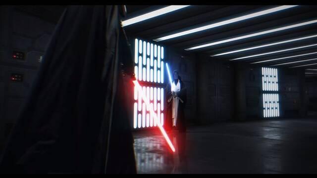 Un fan añade más acción al enfrentamiento entre Obi-Wan Kenobi y Darth Vader