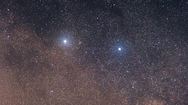 La NASA planea una misión interestelar a Alpha Centauri en busca de vida
