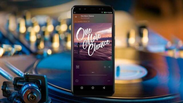 Weimei WePlus 3, una alternativa barata para tener un móvil con pantalla 18:9