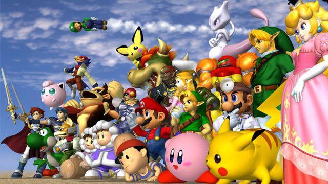 Super Smash Bros. para Wii U recibe un mod para convertirlo en Smash Bros. Melee HD