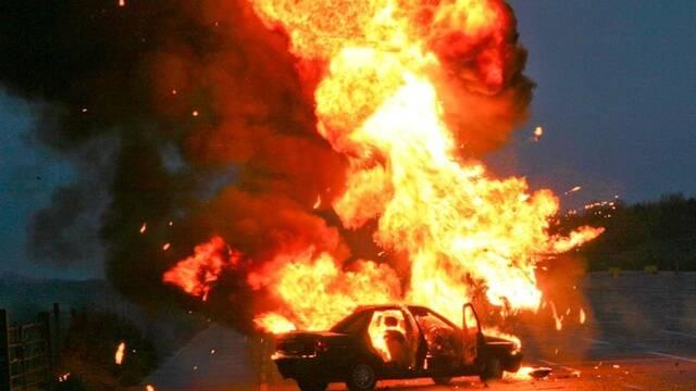 100 vehículos para provocar la mayor explosión de la historia de PUBG