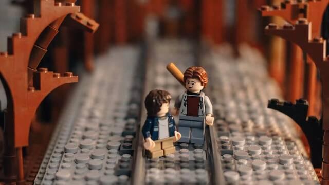 Recrean con LEGO las mejores escenas de 'Stranger Things 2'