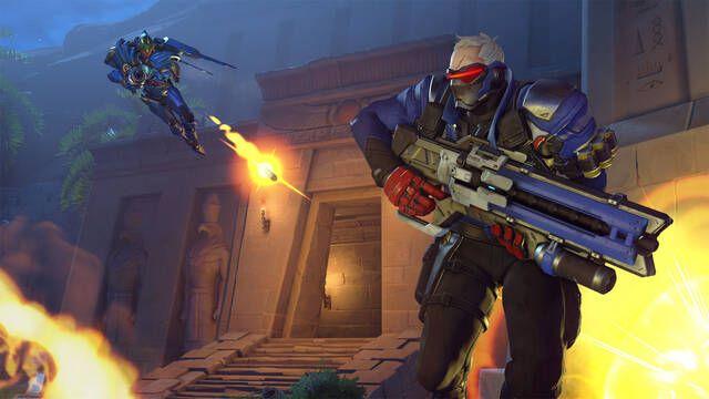 Blizzard cambia la forma de moverse de los héroes de Overwatch