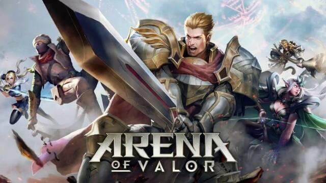 Arena of Valor abre el registro de su beta cerrada en Switch