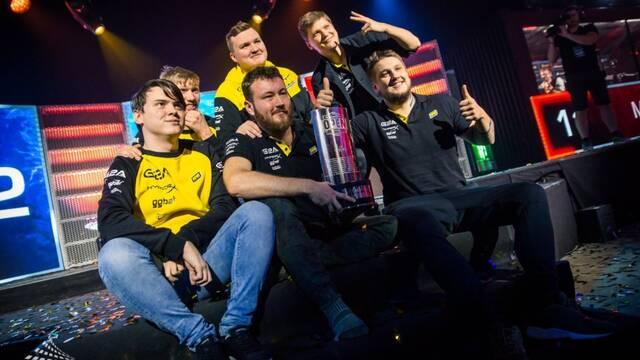 Natus Vincere vuelve a sonreír ganando el DreamHack Winter de CS:GO