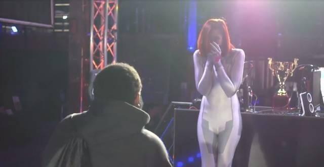 Un jugador le pide matrimonio a su novia durante un torneo de Super Smash Bros.