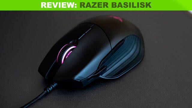 Análisis Razer Basilisk: Razer lo ha vuelto a hacer