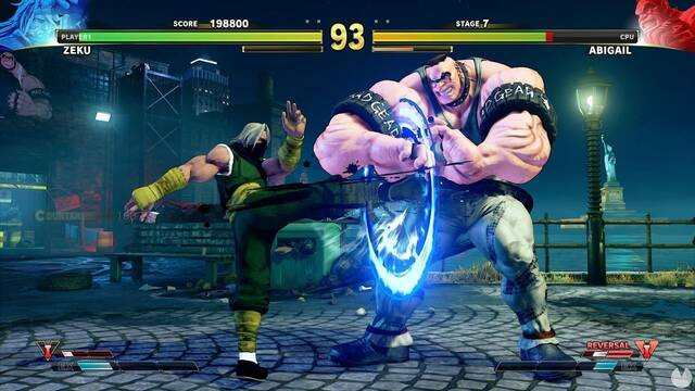 Capcom por fin nos da detalles del modo Arcade de Street Fighter V