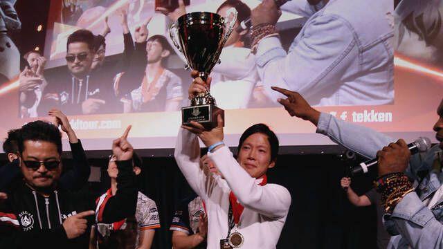 Qudans, el campeón del mundo de Tekken 7 que permaneció 10 años en el retiro