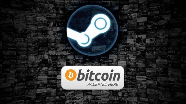 Steam deja de aceptar el bitcoin como moneda para comprar tus juegos