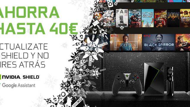 NVIDIA Shield se rebaja de cara a la Navidad