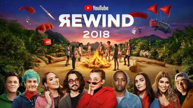 YouTube Rewind 2018 se convierte en el vídeo con más dislikes de YouTube