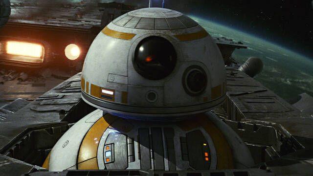 'Star Wars: Episodio IX': BB-8 podría contar con un compañero