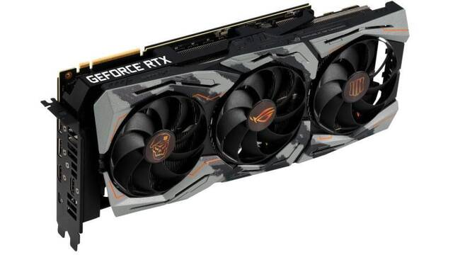 Asus lanza una edición Call of Duty: Black Ops 4 de su ROG Strix GeForce RTX 2080 Ti