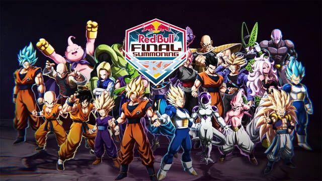 Red Bull organizará las Dragon Ball FighterZ World Tour Finals