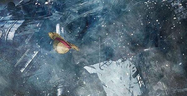 La película One Piece Stampede, presenta visual representativo