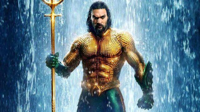 'Aquaman' tiene un 76% de frescor en Rotten Tomatoes