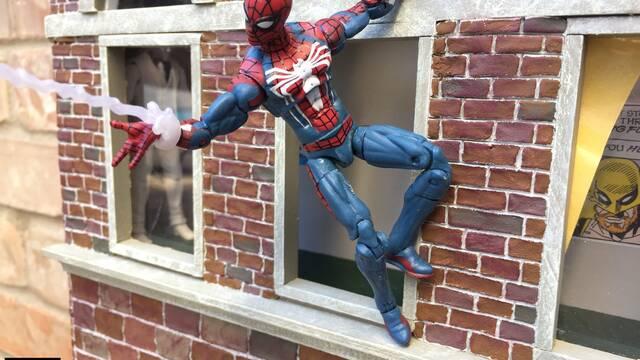 Crean una PS4 Pro inspirada en el videojuego de Spider-Man