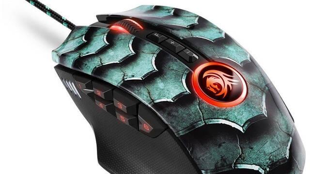 Sharkoon lanza su nuevo ratón Drakonia II