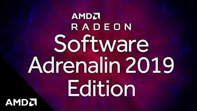 AMD estrena un buen puñado de novedades con los drivers Adrenalin 2019 Edition