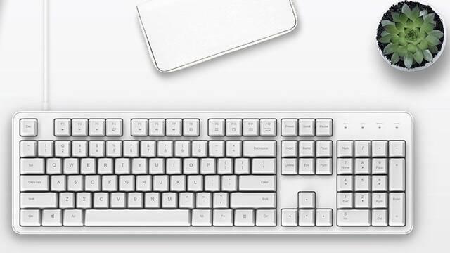 Xiaomi lanza un teclado mecánico con Cherry MX Red por 42 euros
