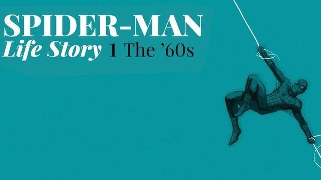 Cómics: Marvel anuncia la nueva miniserie 'Spider-Man: Life Story'