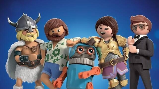 Playmobil rivaliza con LEGO con su nueva película