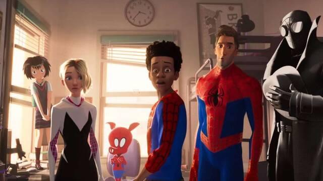 Crítica Spider-Man: Un nuevo universo (sin spoilers)
