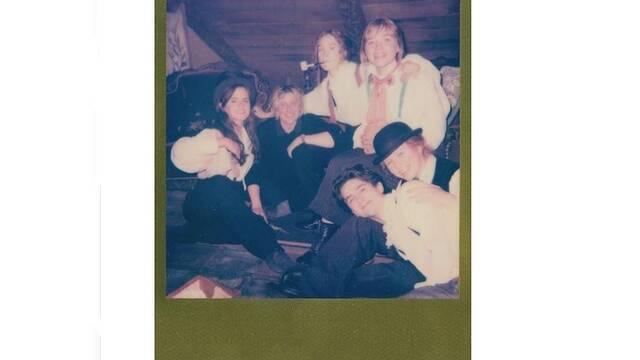Aparece una instantánea Polaroid de 'Mujercitas' de Greta Gerwig