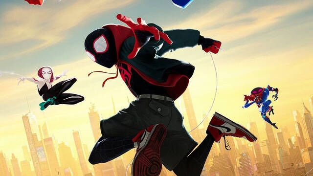 'Spider-Man: Into the Spider-Verse' triunfa en taquilla