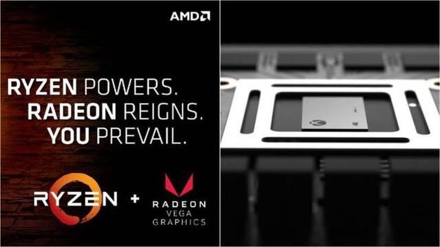 La Xbox en la nube utilizaría una APU AMD Picasso