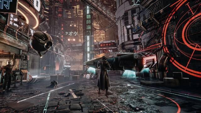 The Hunt, la demo técnica que nos muestra un 'Cyberpunk 2077' en el motor Unity