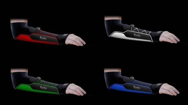 Llega el guante gamer para reducir la fatiga del brazo del jugón