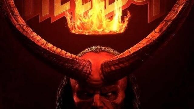 El nuevo póster de Hellboy es diabólico