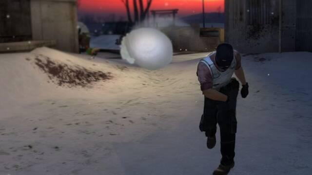 CS:GO estrena una versión nevada de Militia y una nueva medalla
