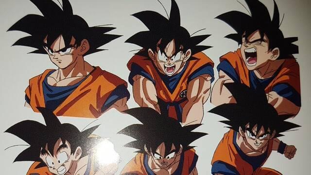 'Dragon Ball Super: Broly' muestra el nuevo diseño de Goku