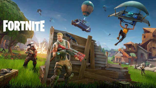 Se filtra Classic Fortnite, el Battle Royale con las armas de las Temporadas 1 y 2