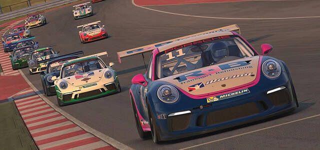 Porsche celebrará un campeonato de esports en 2019