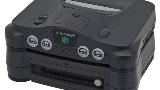 64DD, uno de los periféricos más raros para Nintendo 64
