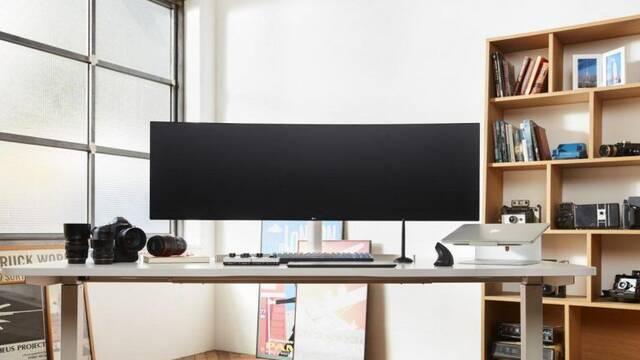 """LG prepara un monitor ultrapanorámico de 49"""" para el 2019"""