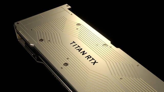 La NVIDIA Titan RTX ya está a la venta por 2699 euros