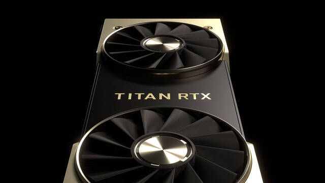 Primeros benchsmarks de la NVIDIA Titan RTX de 2699 euros