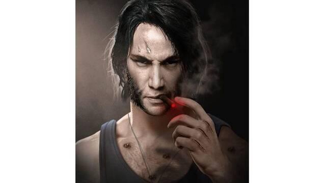 Este es el aspecto que tendría Keanu Reeves como Lobezno