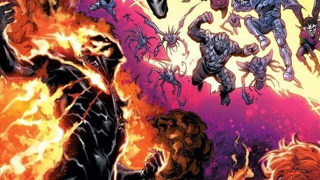 DC cancela 'The Curse of Brimstone', una historia de 'New Age of Heroes'