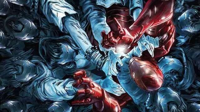 Marvel adelanta la nueva (y poderosa) armadura de Iron Man