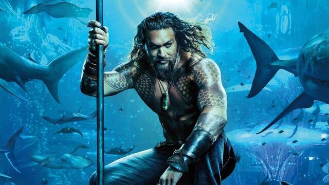 'Aquaman' conquista la taquilla con 67 millones de dólares antes de Navidad
