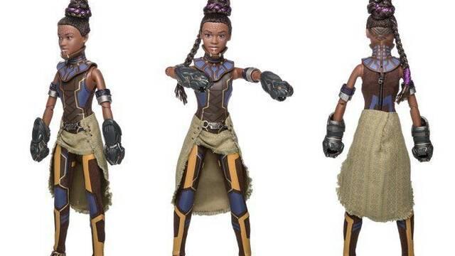 Así es la exclusiva muñeca de Shuri de 'Black Panther'