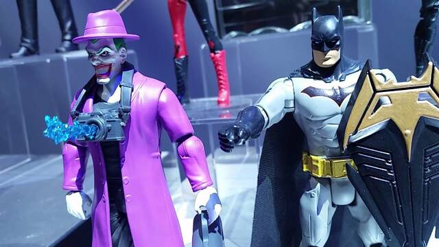 Mattel pierde los derechos de parte de las licencias de DC Comics