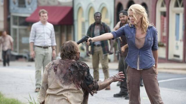Sorprendentemente, los fans de The Walking Dead echan de menos a Andrea