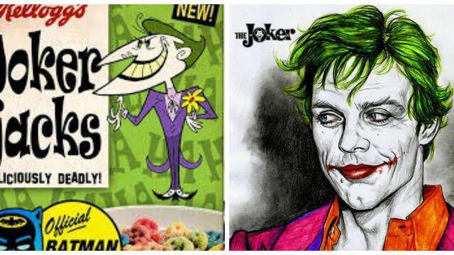 Mark Hamill quiere que estos cereales del Joker se hagan realidad